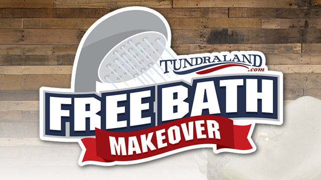 Tundraland Free Bath Makeover Contest Finalists 2017