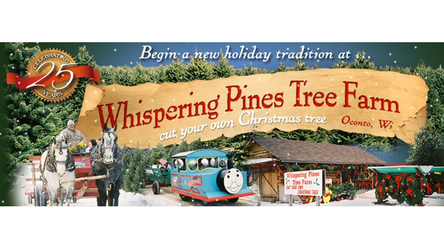 Whispering Pines Tree Farm Contest 2017