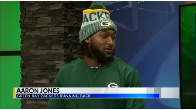 Packers running back Aaron Jones facing citations after traffic stop