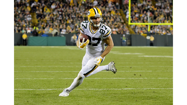 Green Bay Packers Release Veteran WR Jordy Nelson