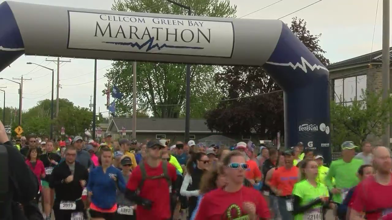 Everything you need to know ahead of the Cellcom Green Bay Marathon
