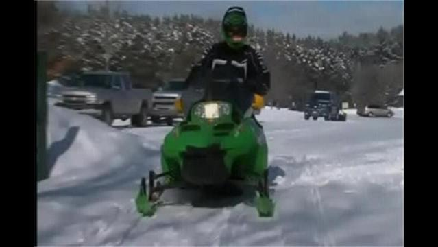 Outagamie Snowmobile Trails to Reopen in the Morning