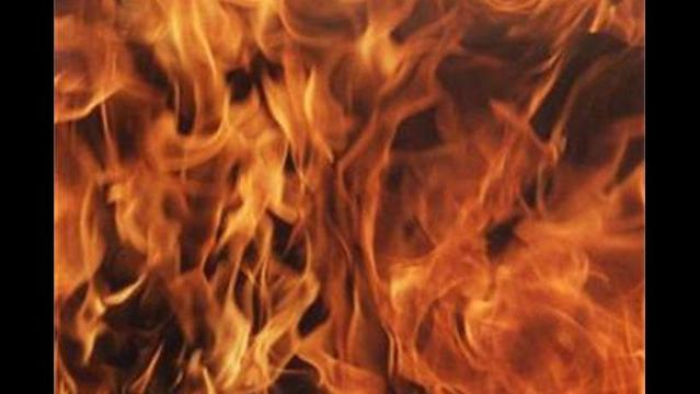 Structure Fire in Oconto County