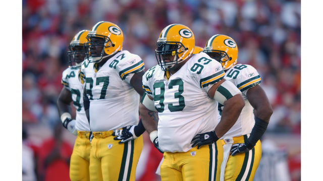 Former Packers' DT Gilbert Brown to appear on Locker Room