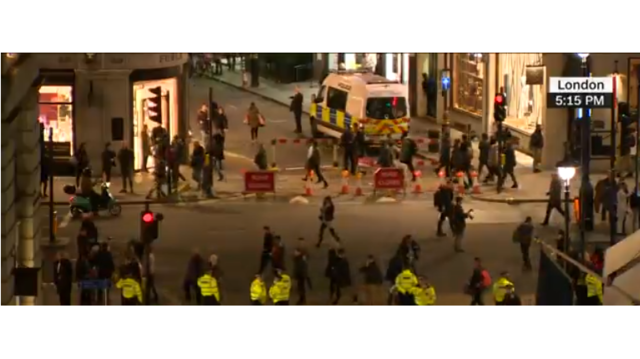 Oxford Circus station incident: Police respond to reports of shots fired in London
