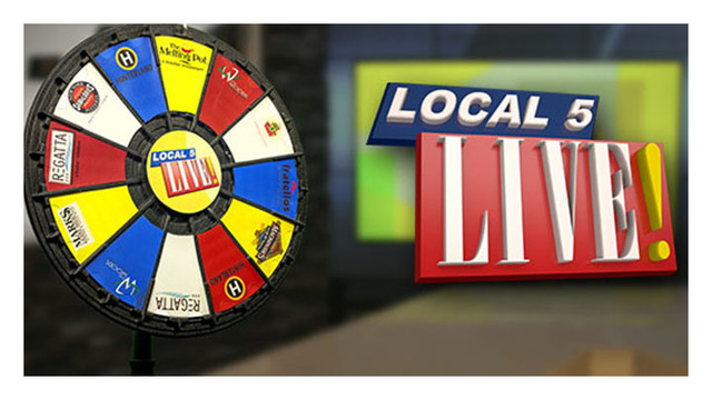 Local 5 Live Fan of the Day Giveaway 2018