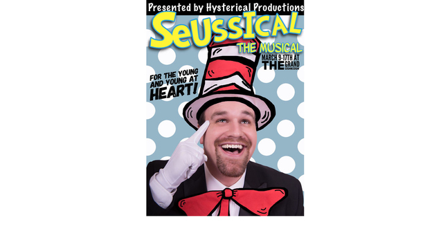 Warren Gerds/Critic at Large: 'Seussical The Musical' opens Friday in Oshkosh at Grand Opera House