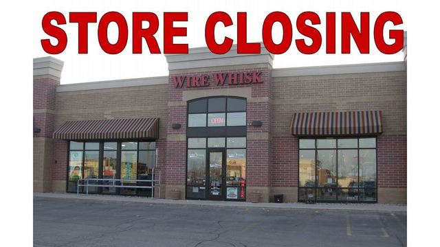 The Wire Whisk is Closing its Doors