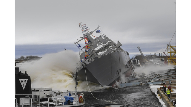LCS 17 Launch 7