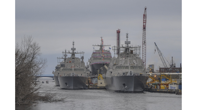 LCS 17 Launch 3