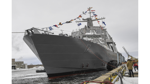 LCS 17 Launch 8