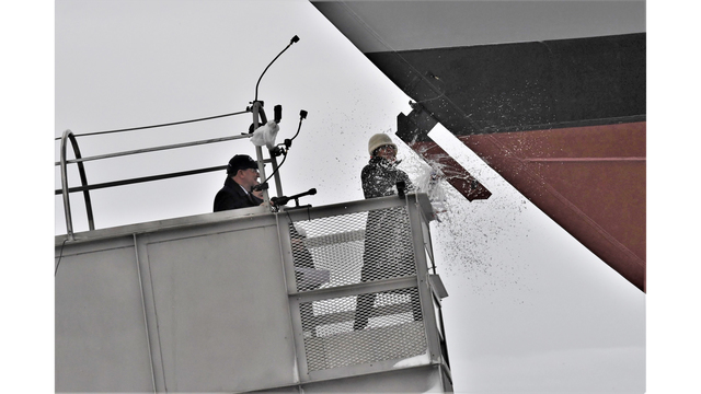 LCS 17 Launch 2