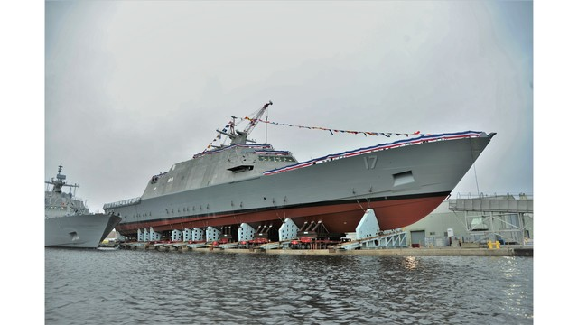 LCS 17 Launch 4