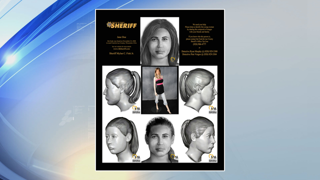 Fond du Lac Investigators to use New Technology in Hopes of Identifying Jane Doe