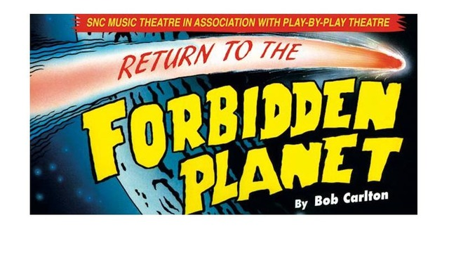 Warren Gerds/Critic at Large: Review: 'Forbidden Planet' Musical Is Outta This World in De Pere