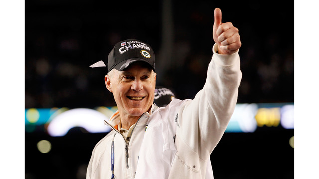 Former Packers GM Ted Thompson will be Inducted into the Packers Hall of Fame in 2019