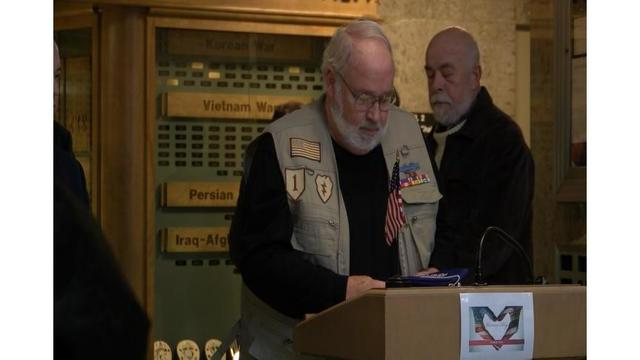 Appleton Ceremony Honors Those Who Served This Veterans Day