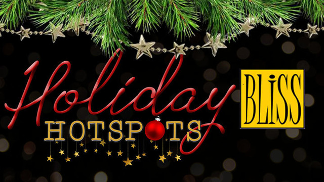 Bliss Holiday Hotspots Giveaway