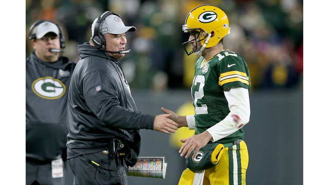McCarthy Welcomed Back to Address Packers
