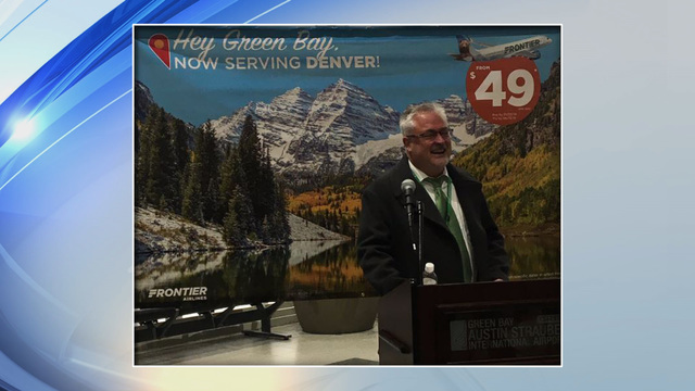 $49 Direct Flights to Denver Coming to Green Bay