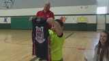 Police Officers, School Officials Help Green Bay Second Grader Celebrate NYFO Scholarship