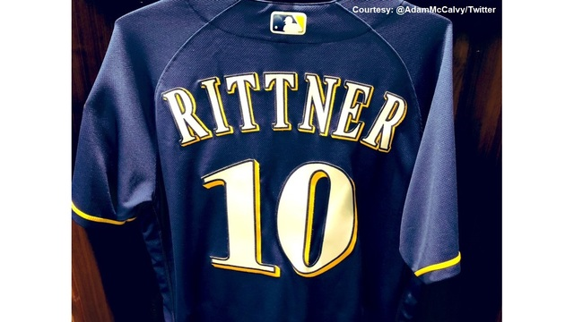 Milwaukee Brewers Honor Fallen Police Officer