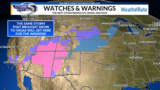 Messy Storm System Arrives this Weekend