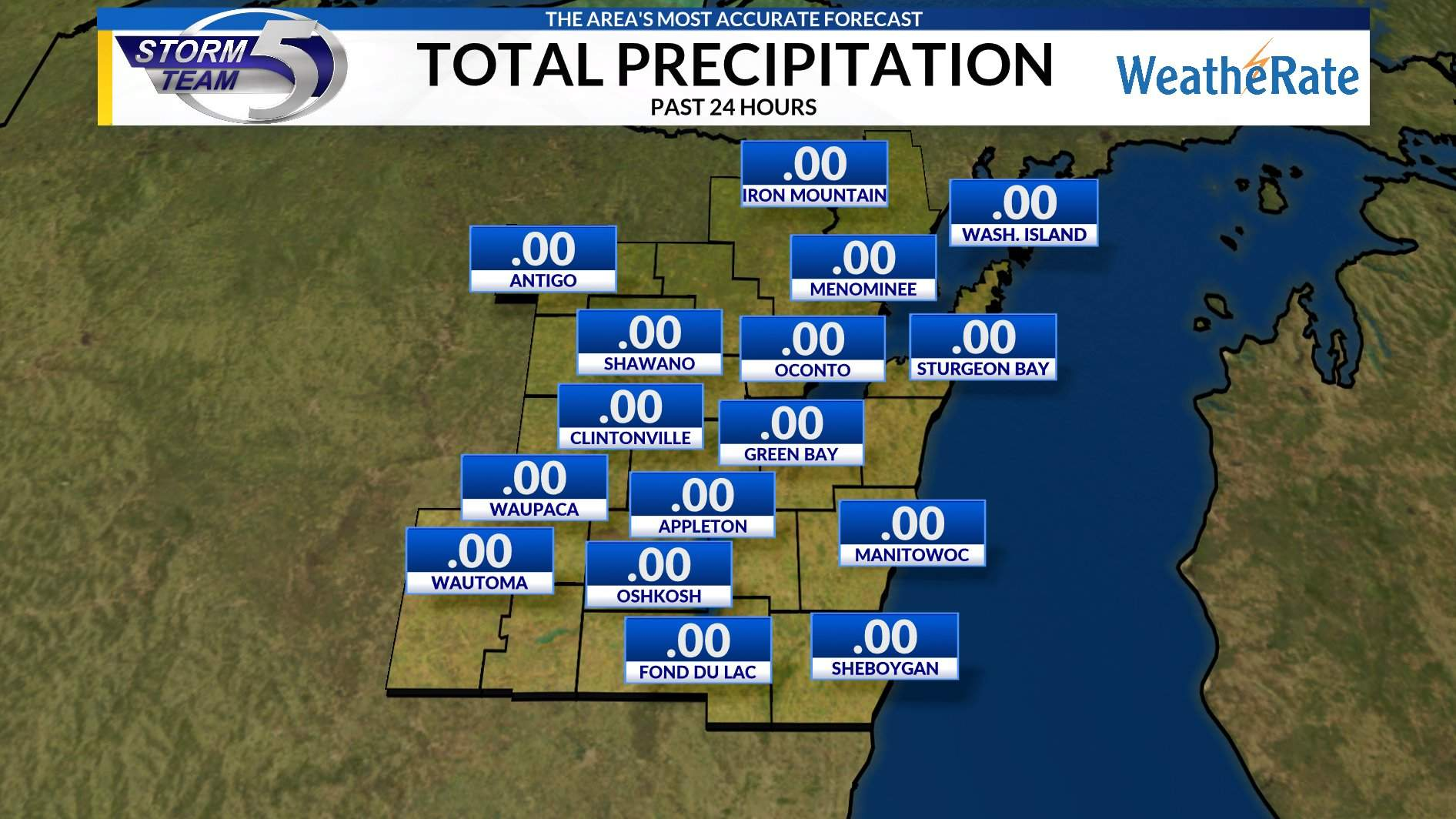 Total Precipitation